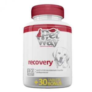 petway recovery suplimente caini